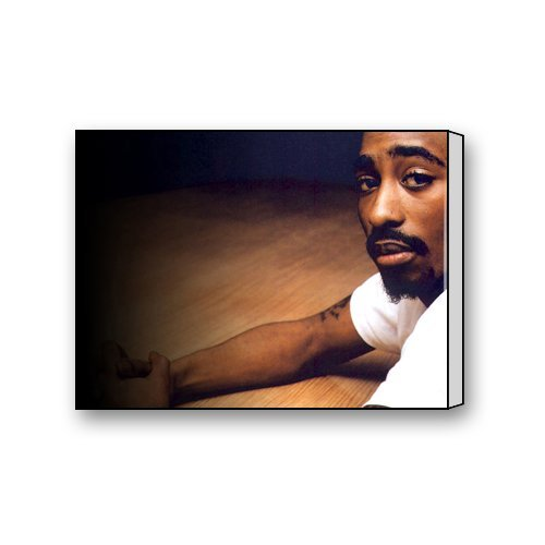 Yor goddess Canvas Art Print 2Pac tupac shakur cool picture 30 x 18 inch (Tupac Picture compare prices)