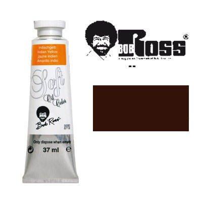 Lukas - Bob Ross Tier-Soft-Ölmalfarben 37 ml Umbra gebrannt [Spielzeug]