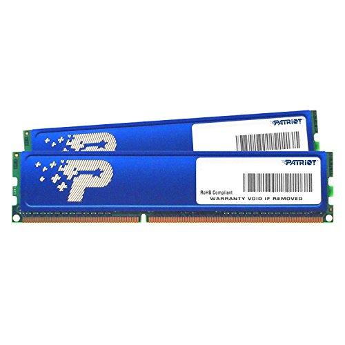 PATRIOT DDR3-1600(4GB*2) Dual Set CL11 PSD38G1600KH
