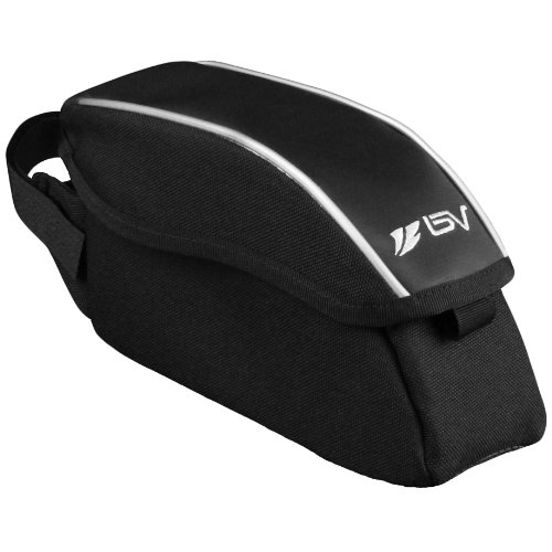 Cheapest Prices! BV Bicycle Wedge Top Tube Bag with Flip-Top Opening