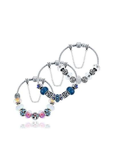 Diamond Style Set braccialetti x 2 Treasure
