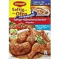 Maggi - Saftig aus dem Ofen Hähnchenschenkel Paprika - 34g