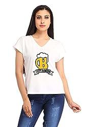 Snoby Vitamin-B Printed T-shirt (SBY1261)