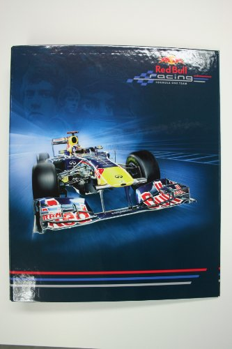 Ringbuch DinA4 40mm aus der RedBull Vettel-Serie (Motiv: Fahrzeug)