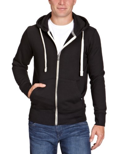 Jack and Jones Storm Men's Sweatshirt Black XX-Large