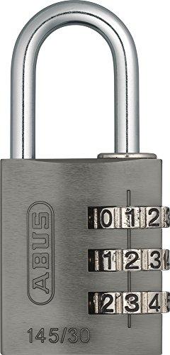 Abus-466229-Zahlenschloss-14530-titanium-Aluminium