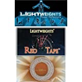 Lightweights Reflector Tape (Red, 100-Inch Roll)