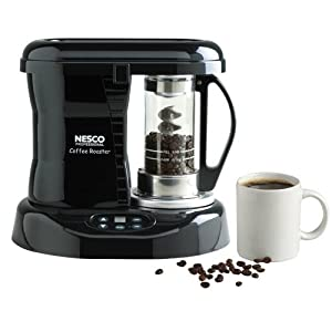 Nesco CR-1010-PRR Coffee Bean Roaster, 800 watt