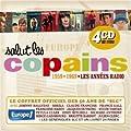 Salut Les Copains 1959-1969 : Les Ann�es Radio /Vol.1 (Coffret 4 CD)