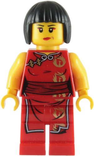 LEGO Ninjago: Nya Mini-Figurine