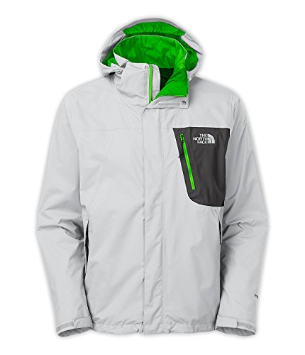 The North Face Varius Guide Jacket - Men's High Rise Grey/Asphalt Grey, XXL