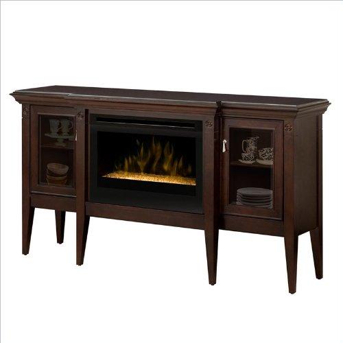 Dimplex Upton Electric Ember Fireplace in Espresso photo B008LBEHYK.jpg