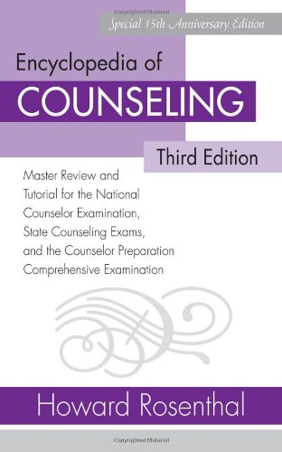Encyclopedia of Counseling Package: Encyclopedia of...
