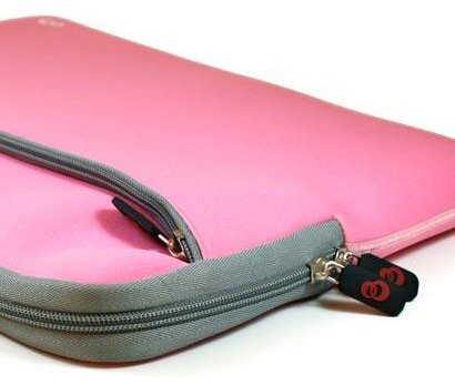 GIRLS only Pink *Thin-Form-Factor* Sleeve Carrying Case Cover Bag Purse for Apple MacBook MB402LL/A 13.3-inch Notebook (2.1 GHz Intel Core 2 Duo, 1 GB RAM, 120 GB Hard Drive) White -- Best Seller on Amazon!GIRLS only Pink *Thin-Form-Factor* Sleeve Carrying Case Cover Bag Purse for Apple MacBook MB402LL/A 13.3-inch Notebook (2.1 GHz Intel Core 2 Duo, 1 GB RAM, 120 GB Hard Drive) White -- Best Seller on Amazon!