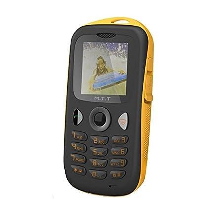 T�l�phone GSM MTT SPORT JAUNE
