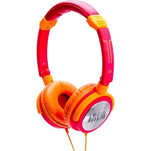Idance 622301 Crazy Headphone For Ipad - Red/Orange