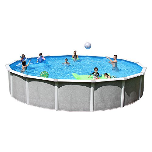 Heritage Ta 1852gp Dxp Taos Complete Above Ground Pool 18 Feet X 52 Inch Home Garden Spa Spa