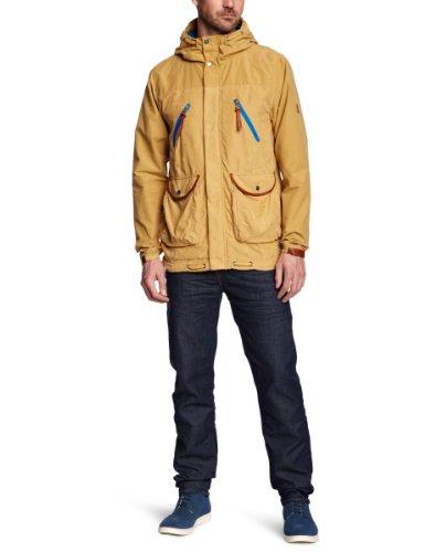 Bench Maloy Men's Jacket Brown Medium