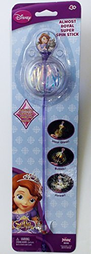 Sofia The First Almost Royal Super Spin Stick - 1