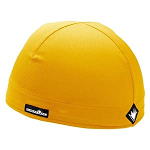 Sweatvac Skull Cap Yellow images