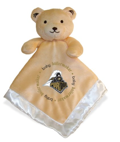 Baby Fanatic Security Bear Blanket, Purdue University - 1