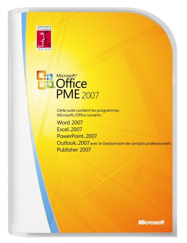 Microsoft Office Small Business 2007  French (vf) Version Upgrade
