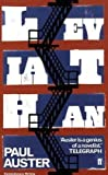 Paul Auster Leviathan (Revolutionary Writing)