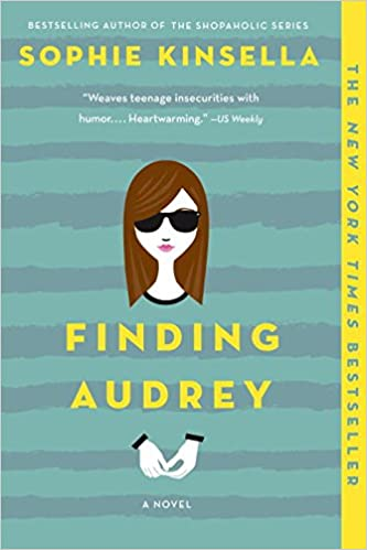 Finding Audrey by Sophia Kinsella Giveaway