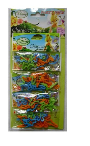 Disney Fairies Character Bandz Party Pack - 1