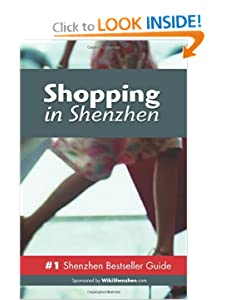 Shopping in Shenzhen