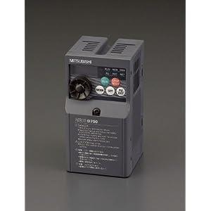 【クリックで詳細表示】EA940MX-104 100V/0.4kwインバーター(単相モーター制御用)