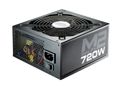 Cooler Master 720W 12V Silent Pro M2 720 Power Supply Unit