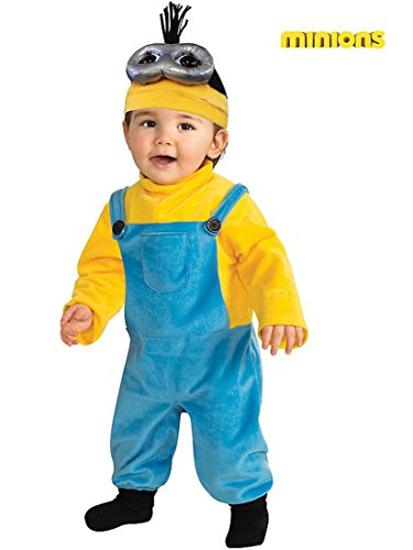Despicable Me Minions Kevin Toddler Costume