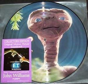 ET (Vinyl Lp Picture Disc) Soundtrack