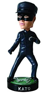 Hollywood Collectibles Green Hornet Movie: Kato Bobblehead