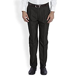Raymond Dark Brown Trouser