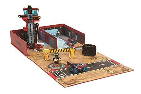 Skylanders Superchargers Pop-Up Garage Play & Display Case