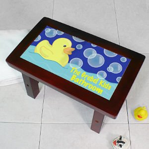Personalized Rubber Ducky front-1060148