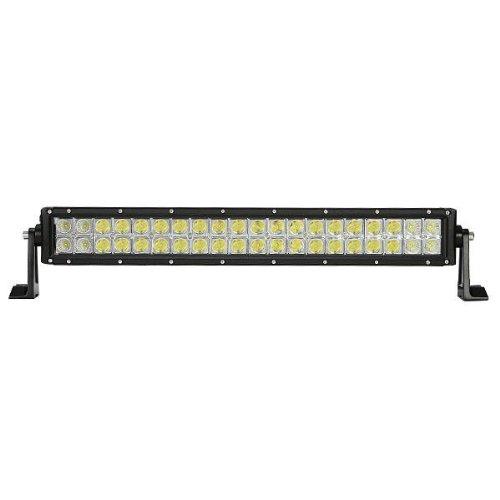 "24"" 120W Led Light Bar 10-30V Dc 12000 Lumens Off-Road Jeep Truck Suv Utv Front"
