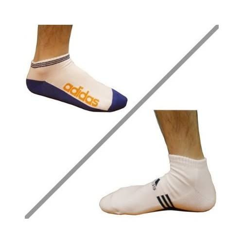 Mens Adidas sports socks. Great sports socks made with high quality cotton to provide very high performance during game time. Many color and sizes featured in this listing.