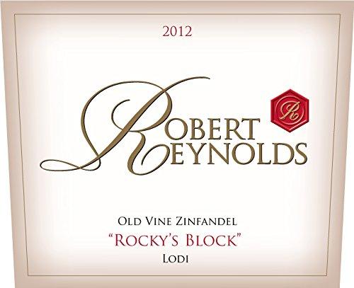 2012 Robert Reynolds Zinfandel Lodi 750 Ml