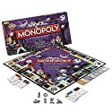 A Nightmare Before Christmas Monopoly Game