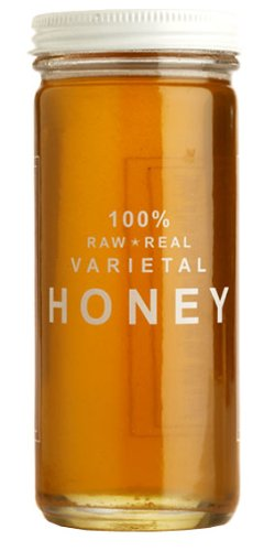 Bee Raw Maine Wild Raspberry Honey - 10.5 Oz.