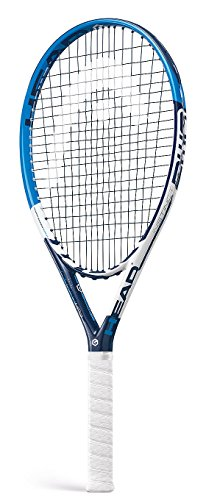 Head Graphene PWR Instinct raqueta XT, color - azul / blanco, tamaño L2, 2
