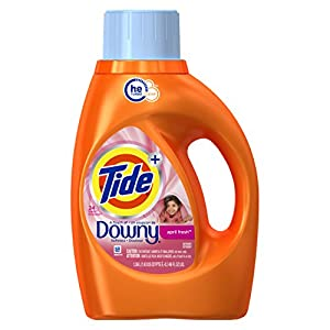 Tide + Downy Detergent April Fresh - 24 Loads
