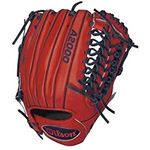 Wilson A2000 GG47 Gio Gonzalez Game Model Baseball Glove 12.25 inch Right Handed Throw