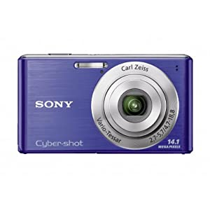 索尼Sony Cyber-Shot DSC-W530 14.1 MP数码相机