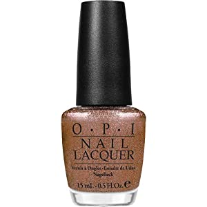 OPI Nail Lacquer Muppets Collection, Warm and Fozzie, 0.5 Fluid Ounce