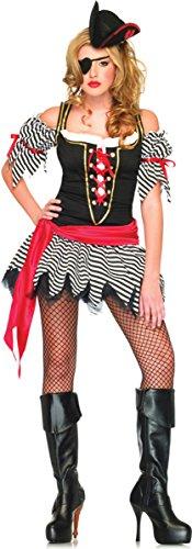 [Morris Costumes Women's Mini Pirate Hat] (Homemade Pirate Costumes Womens)
