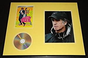 Jay Roach Signed Framed 16x20 Photo & Austin Powers DVD Display AW - Autographed...